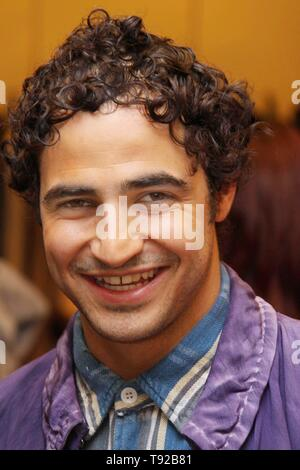 10-22-2008 Zac Posen previews his Fall/Winter 2008 fur collection at the Maximillian Fur Salon at Bloomingdale's flagship store on 59 Street. Photo by Adam Scull-PHOTOlink.net - Stock Photo