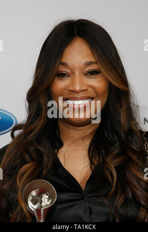 Los Angeles, CA - MAY 21:  Connie Orlando attends the 44th Annual Gracie Awards at the Beverly Wilshire Hotel on May 21 2019 in Beverly Hills CA. Credit: CraSH/imageSPACE/MediaPunch - Stock Photo