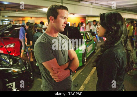 THE FAST AND THE FURIOUS: TOKYO DRIFT 2006 Universal Pictures film with Nathalie  Kelley and Lucas Black - Stock Photo