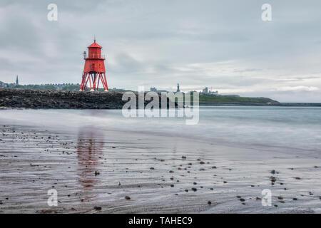 South Shields, Tyne and Wear, England, UK, Europe - Stock Photo