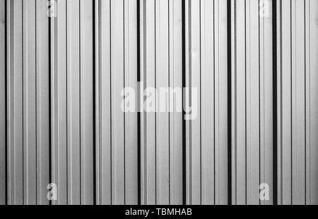corrugated metal sheet texture background - Stock Photo