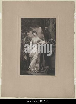 Abington, Frances, Additional-Rights-Clearance-Info-Not-Available - Stock Photo