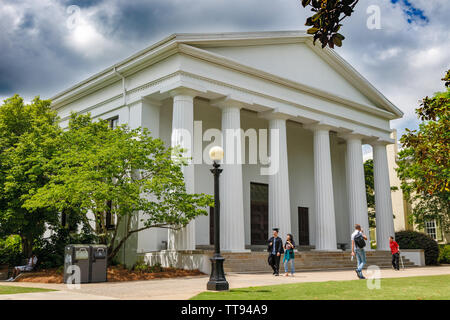 ATHENS, GA, USA - May 3: Chapel on May 3, 2019 at the University of Georgia, North Campus in Athens, Georgia. - Stock Photo