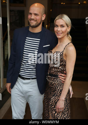 London, UK. 27th June, 2018. Kate Lawler attending the RSPCA Animal Champions Honours at BAFTA in London Credit: SOPA Images Limited/Alamy Live News - Stock Photo