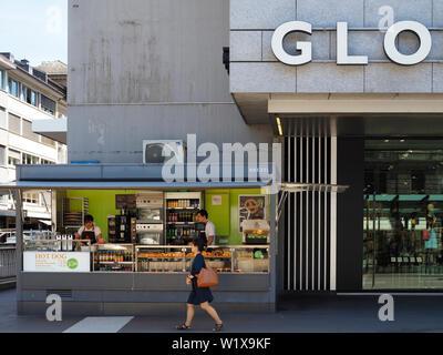 Globus in Zürich - Stock Photo