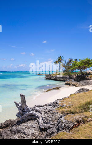 Cuba, Holguin Province, Playa Guardalvaca - Stock Photo