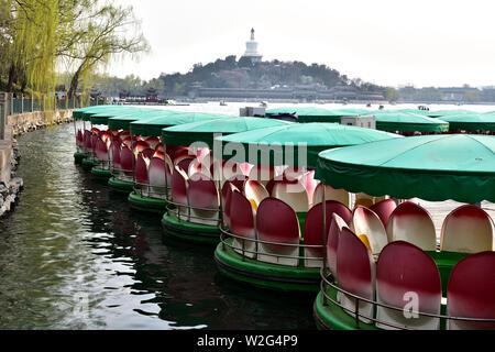 Beihai Public Park - Stock Photo