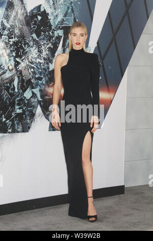 Los Angeles, USA. 13th July, 2019. Vanessa Kirby 07/13/2019 The world premiere of 'Fast & Furious Presents: Hobbs & Shaw' held at the Dolby Theatre in Los Angeles, CA Photo by Izumi Hasegawa/HollywoodNewsWire.co Credit: Hollywood News Wire Inc./Alamy Live News - Stock Photo