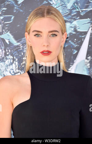 Los Angeles, USA. 13th July, 2019. Vanessa Kirby at the premiere of the movie 'Fast & Furious Presents: Hobbs & Shaw' at the Dolby Theater. Los Angeles, 13.07.2019 | usage worldwide Credit: dpa/Alamy Live News - Stock Photo