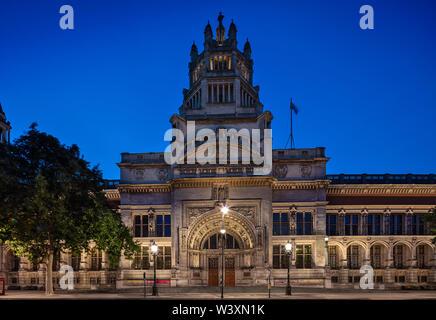 Victoria & Albert Museum in London - Stock Photo