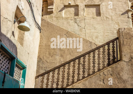 Architecture of buildings in the Arab style. - Stock Photo