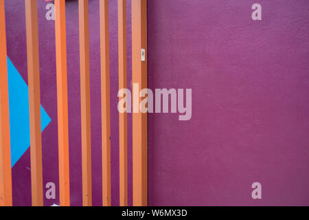Wynwood Arts District, Miami - Stock Photo