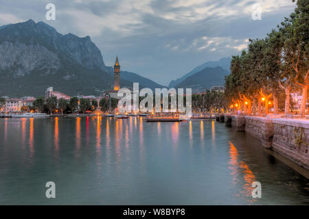 Lecco, Lombardy, Italy, Europe - Stock Photo