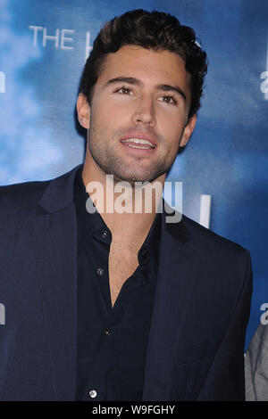 Manhattan, United States Of America. 22nd Dec, 2008. NEW YORK - DECEMBER 22: TV personalities Brody Jenner (L) and Frankie Delgado attend the season 4 finale of MTV's 'The Hills' at Tavern on the Green on December 22, 2008 in New York City. People: Brody Jenner Credit: Storms Media Group/Alamy Live News - Stock Photo