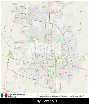 Aguascalientes,mexico,north america - Stock Photo