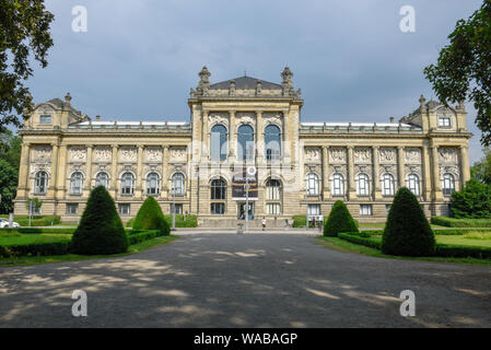 Hannover, Germany - 16 June 2019: the museum of Hannover on Germany - Stock Photo