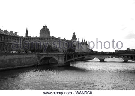 Paris - the Capitol of French is always worth a visit. Or better 10 visits and some more. You will love it. - Stock Photo