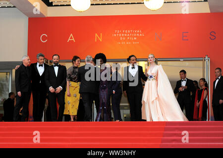 jury 72nd Cannes Film Festival - Stock Photo