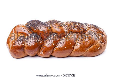 Loaf of bread with seeds - Stock Photo