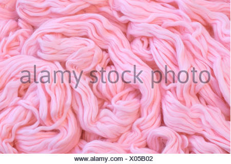 wool heap died - Stock Photo