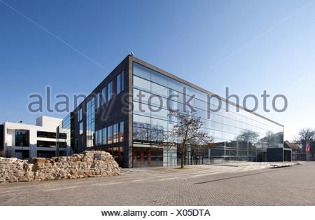 Erfurt Theatre, Grosses Haus, Large Stage, Erfurt, Thuringia, Germany, Europe, PublicGround - Stock Photo