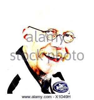 portrait of a quod biker - Stock Photo