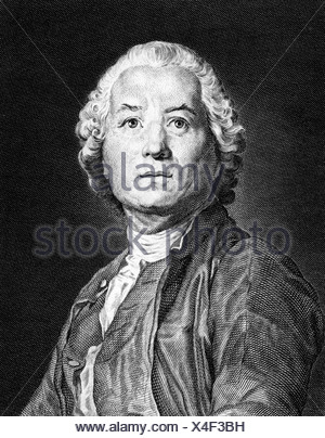 Gluck, Christoph Willibald, 2.7.1714 - 15.11.1787, German musician (composer), portrait, steel engraving, 19th century, Artist's Copyright has not to be cleared - Stock Photo