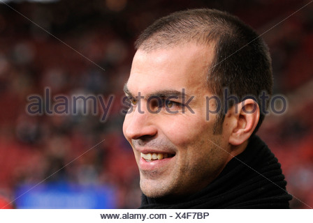 Manager coach Markus Babbel, VfB Stuttgart, Portrait - Stock Photo