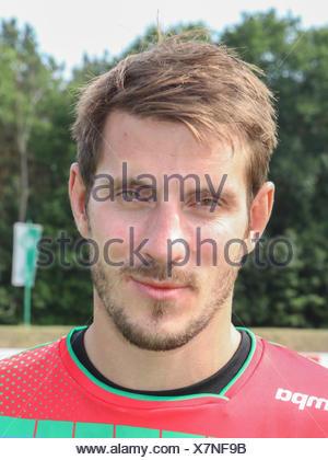 Michael Haaß  (SC Magdeburg) - Stock Photo