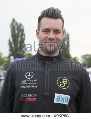 Discus Thrower Martin Wierig - Stock Photo