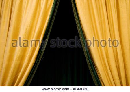 presentation act performance - Stock Photo