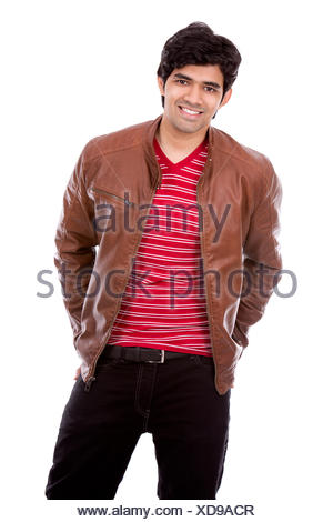 casual young man - Stock Photo