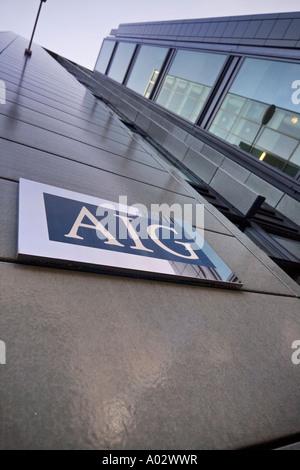 Aig Building London