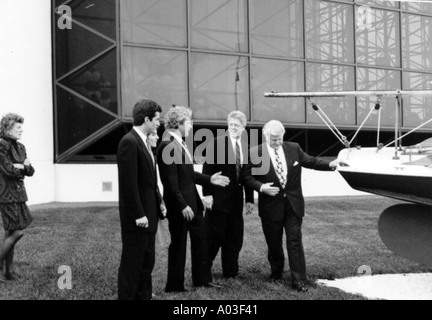 John Kennedy Jr - Stock Photo
