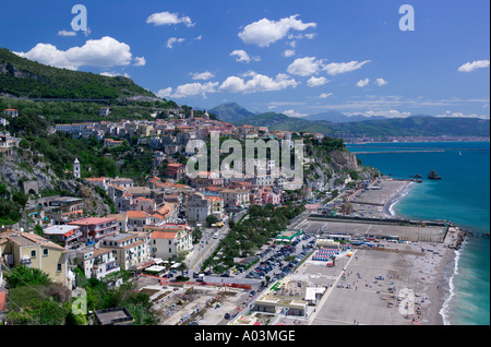 Vietri Sul Mare, Amalfi Coast, Campania, Italy - Stock Photo