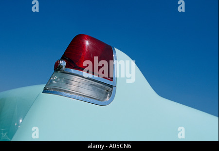Cadillac Series 62 Convertible Coupe of 1956 - Stock Photo