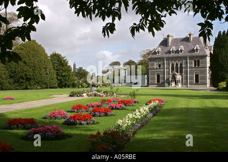 Captivating ... Ireland County Mayo Turlough Turlough House Country Life Museum   Stock  Photo
