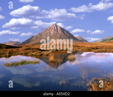 GB - SCOTLAND: Buchaille Etive Mor in the Highlands - Stock Photo