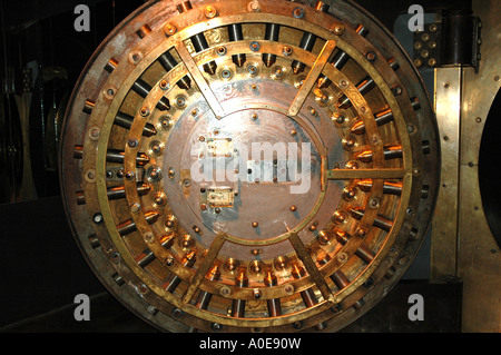 Vault; City Museum St. Louis, MO - Stock Photo