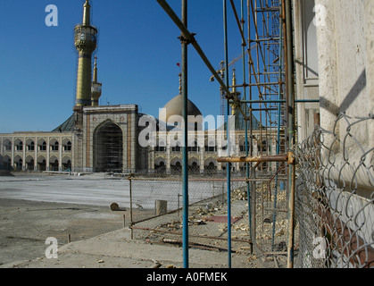 The mausoleum of ayatollah Khomeini is still under construction in southern Tehran, Iran. - Stock Photo