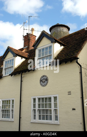 Building in Windhill Bishops Stortford Hertfordshire - Stock Photo