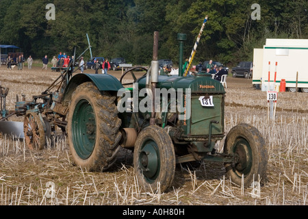 National Ploughing Championships 2006, Loseley Park, Surrey - Stock Photo