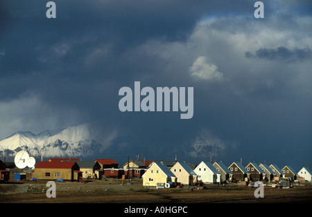 Pond Inlet - Stock Photo