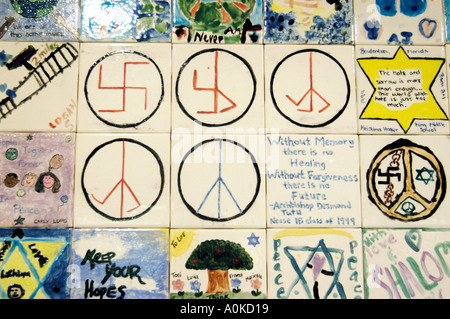 Jewish Holocaust Museum St Saint Petersburg Florida Stock Photo