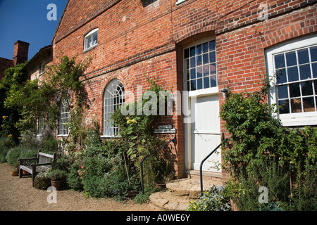Flatford Mill, John Constable country, Suffolk, England. - Stock Photo