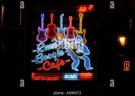 Rock Roll Cafe Memphis Tn Usa