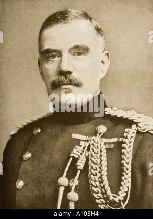 General Sir William Robert Robertson, 1860 -1933.  British General - Stock Photo