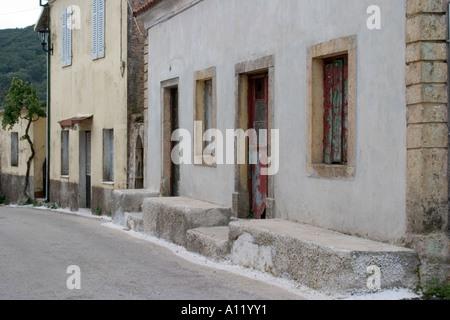 Sokraki, Corfu, Oct 2005 - Stock Photo