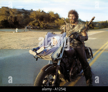 Raising Arizona Year 1986 Director Joel Coen Randall Tex Cobb - Stock Photo