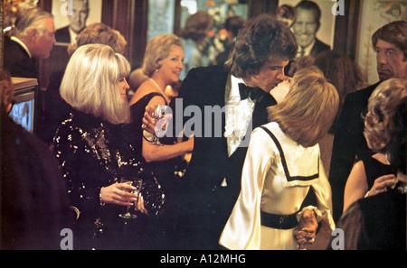 Shampoo Year 1975 Director Hal Ashby Warren Beatty Julie Christie - Stock Photo